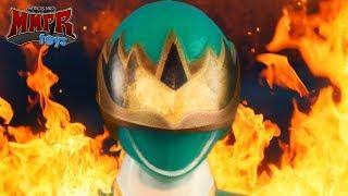 power rangers ninja storm green ranger journey - TH-Clip