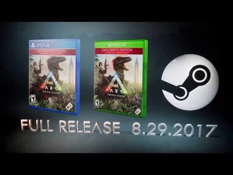 Видео № 0 из игры ARK: Survival Evolved (Б/У) [PS4]