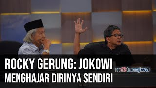 Video Gerbong Jokowi-Prabowo - Rocky Gerung: Jokowi Menghajar Dirinya Sendiri (Part 6) | Mata Najwa MP3, 3GP, MP4, WEBM, AVI, FLV September 2019