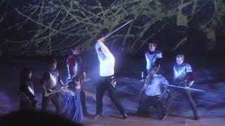Artus-Excalibur - Alles ist vorbei (Artus – P. Stanke, Morgana – S. Weckerlin)