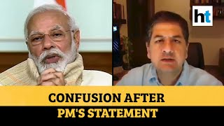 Confusion & debate after PM Modi statement: News wrap with Vikram Chandra - Download this Video in MP3, M4A, WEBM, MP4, 3GP