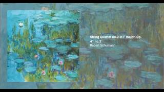 String Quartet no. 2 in F major, Op. 41 no.2