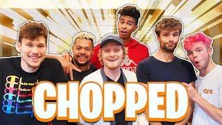 ULTIMATE 2HYPE CHOPPED Part 2: Entrée Round