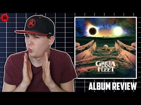 Greta Van Fleet – Anthem of the Peaceful Army | Album Review