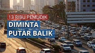 30 Hari Operasi Digelar, Lebih dari 13 Ribu Kendaraan Dipaksa Putar Balik oleh Kepolisian Jawa Timur