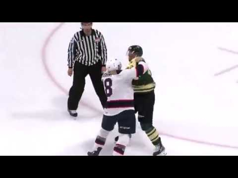 Justin Sourdif vs. Cole Dubinsky