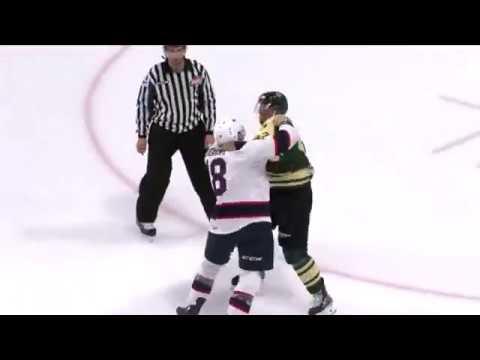 Justin Sourdif vs. Cole Dubinsky