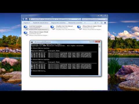 Change / Spoof Your MAC Address In Windows 7 By Britec Mp3