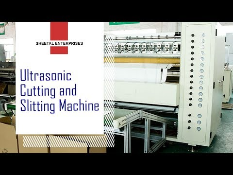 Manual Ultrasonic Fabric Cutter Machine
