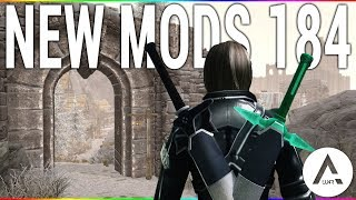 6 BRAND NEW Console Mods 184 - Skyrim Special Edition (PS4/XB1/PC)