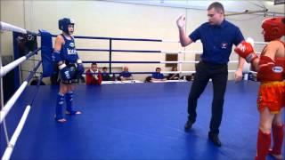 тайский бокс-дети