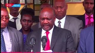 Narok county gov\'t deploys health officials in entry and exit points in a bid to curb coronavirus