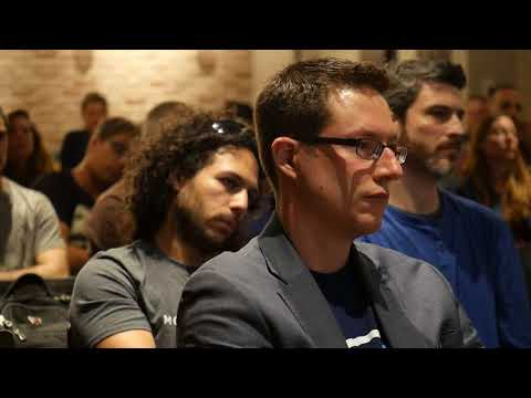 Bancor Protocol Live Demo - Tel Aviv 2018