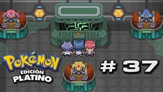 Uxie  - (Pokémon) - Guía Pokémon Platino # 37 ( Edificio Galaxia