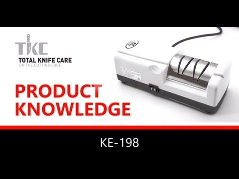 Product Knowledge/Demo - KE198 NIREY ELECTRIC KNIFE SHARPENER