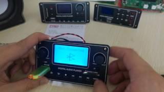Tdm157 Mp3 Player Module  Mp3 Module  -20170628
