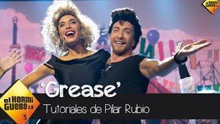 Pilar Rubio Y Pablo Motos Interpretan El Musical Grease - El Hormiguero 3.0
