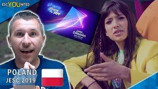POLAND: Viki Gabor   Superhero | Junior Eurovision 2019   REACTION