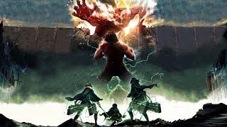 Serangan di Titan Season 2 pembukaan penuh 『Linked Horizon - Shinzou wo Sasageyo』