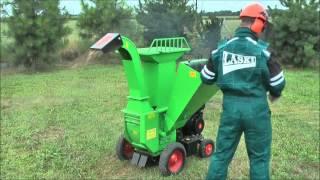 Садовый измельчитель LASKI KDO 90D