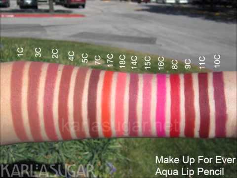 Aqua Liner by Make Up For Ever #4