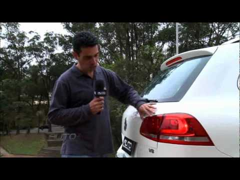 Avaliamos o VW Touareg 2012