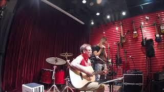 這一個夜  with Andy on blues harp