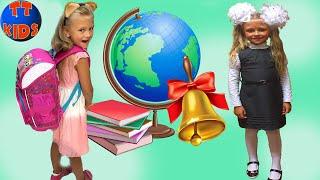 Back to School КРУТЫЕ Покупки к Школе BIGGIE LOL PETS Школьные Принадлежности VLOG SHOPPING