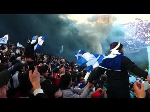 """""""ALVARADO 2 vs Deportivo Roca 2. Torneo Argentino B 2012"""" Barra: La Brava • Club: Alvarado"""