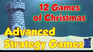 12 Games of Christmas - Advanced Strategy Games