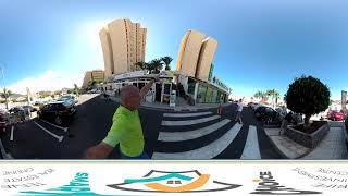 360 VR видео Тенерифе: Стоянка комплекса Tores Yomeli