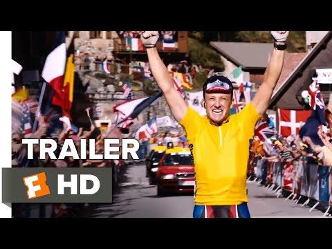 Video trailer för The Program Official Trailer #1 (2016) - Ben Foster, Guillaume Canet Movie HD