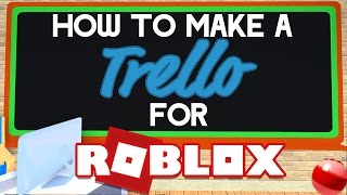 how to make an application center on roblox without trello - Kênh