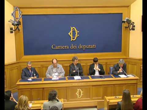 Parole liberate. Conferenza stampa nella Camera dei Deputati