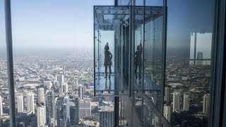 Skydeck Chicago Admission at Willis Tower (formerly Sears Tower)