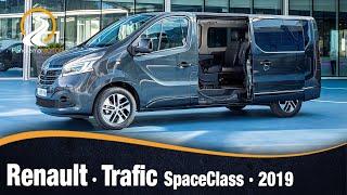 Renault Trafic SpaceClass 2019 | Primeras Imágenes e Información