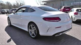 Mercedes-Benz C-Class Coupe 2015 C 200 AMG Line Coupe U24869