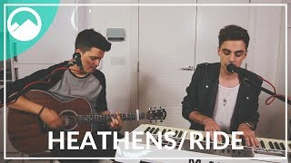 Twenty One Pilots - Heathens // Ride - Mashup Cover by Matt DeFreitas & Shaun Reynolds