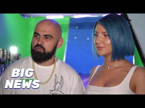 Баста на Live & Drive, Asti о переносе свадьбы, съёмки клипа HammAli & Navai | BIG NEWS