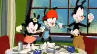 Animaniacs - The Etiquette Song Multilingual
