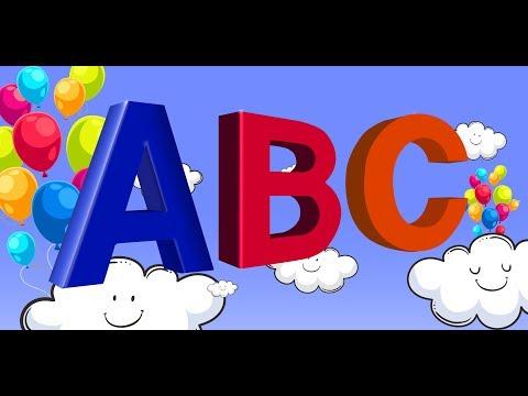 ABC Song | ABCD Alphabet Songs | ABC Songs for Children [Nursery Rhymes] 4k