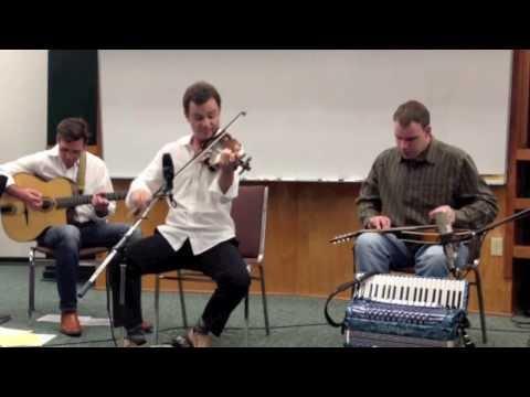 Mark Sullivan - Canadian Fiddler - Tommy Sullivan's Jig Set