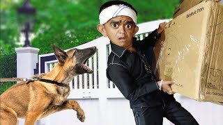 छोटू लोफर | CHOTU LOFAR | Khandesh Hindi Comedy Video | Chotu Dada Comedy