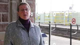 preview picture of video 'Friends of Ellesmere Port Station Volunteering'