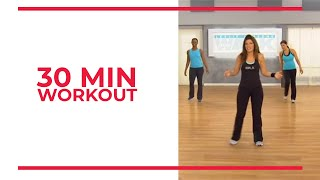 30 Minute Workout | At Home Workouts