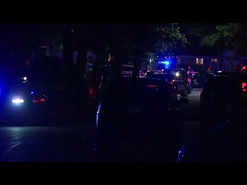 Man killed, 3 others shot playing basketball in Inkster