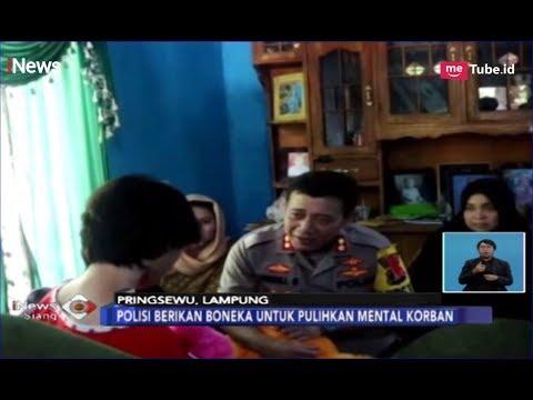 Kondisi Psikis Korban Pemerkosaan Satu Keluarga Mulai Membaik - iNews Siang 25/02