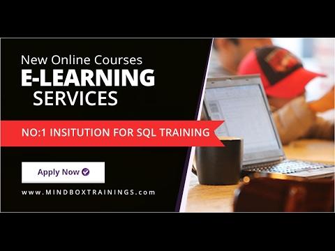 SQL Tutorial For Beginners   SQL Server Online Training   MindBox ...