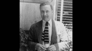 F. Scott Fitzgerald Reads Shakespeare