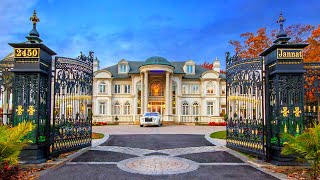 Canada's Most Amazing Mega Mansions